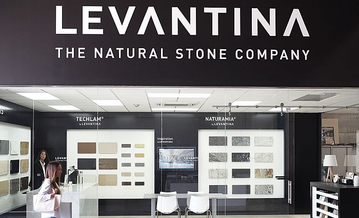 Levantina Stone Center Madrid