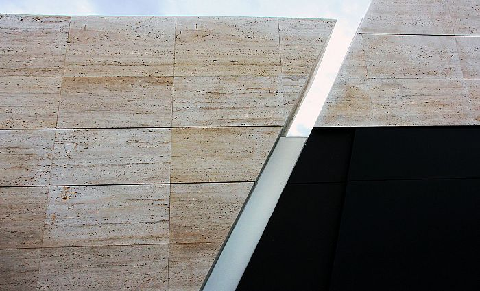 Take inspiration from travertine
