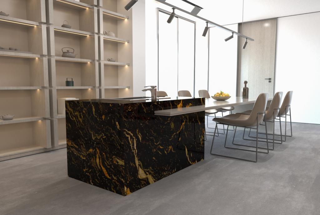Naturamia® Stromboli granite