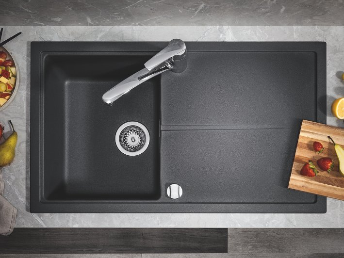 Design sink (Image source: Grohe)