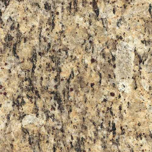 Santa cecilia yellow and golden granite levantina for Colores de granito para mesada