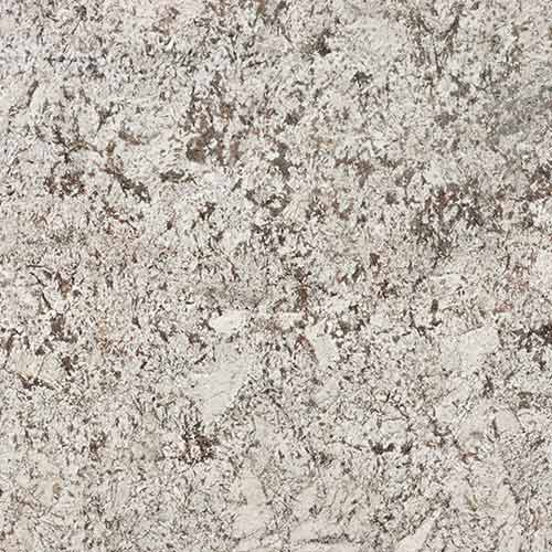 Alaska white ice by nc white and grey granite levantina for Granito santa cecilia