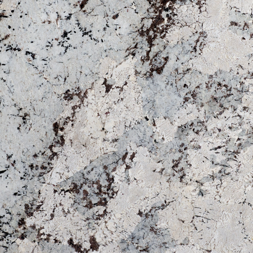 Alaska white ice by nc white and grey granite levantina for Granito blanco delicatus